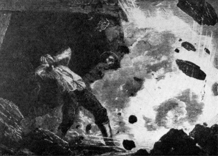 Coal Miner's Ghost