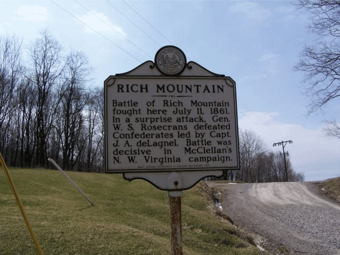 Haunted Rich Mountain
