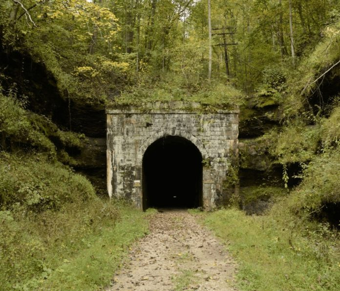 The Ghost Of Eaton's Tunnel