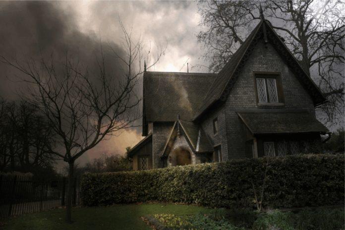 The Haunted Parsonage