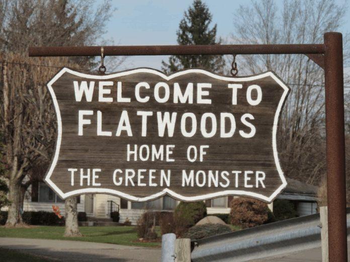 Braxton County Green Monster