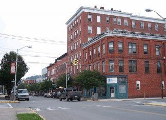 Elkins Downtown Ghost