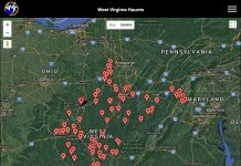 West Virginia Haunts