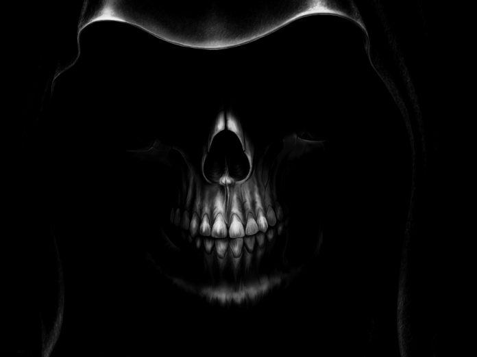 1913 Huntington Grim Reaper