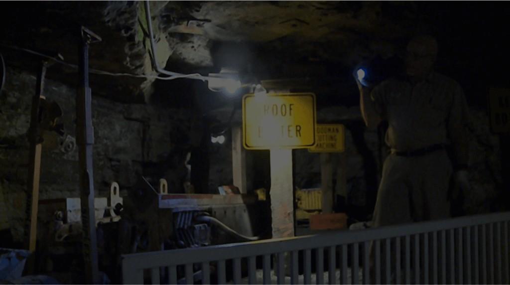 Beckley Haunted Coal Mine