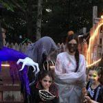 C & D Bunner Family Spooky Yard Haunt