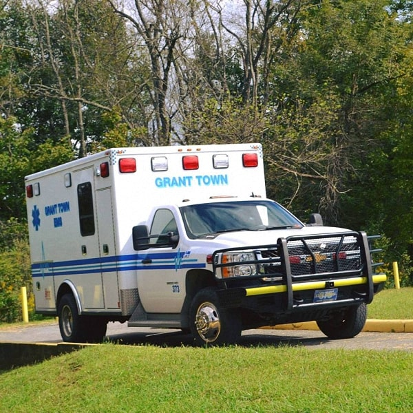 Grant Town EMS - Station 37