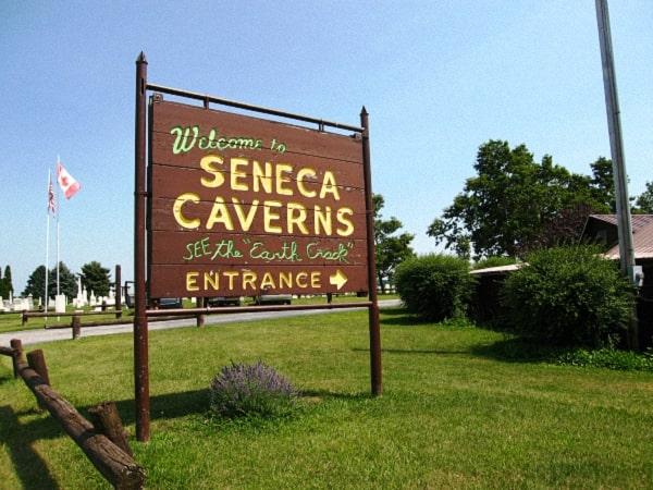 Seneca Caverns WV