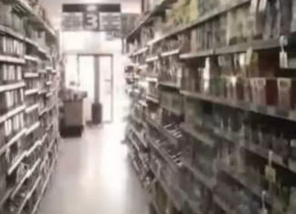 Grocery Store Ghost